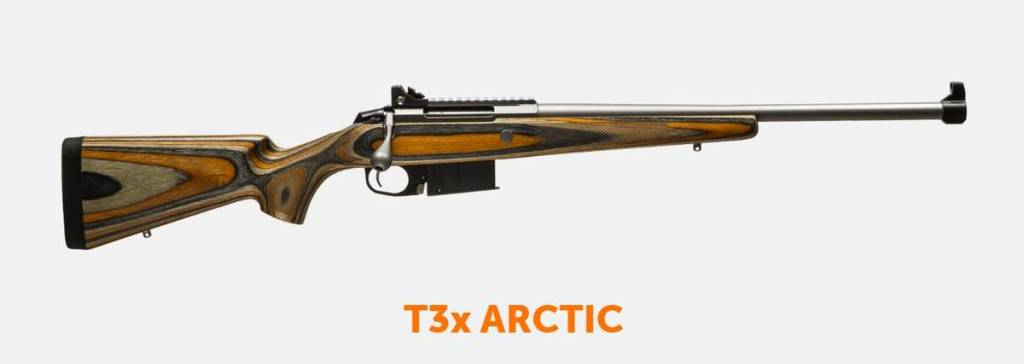 THE CANADIAN RANGERS T3x ARCTIC by Tikka