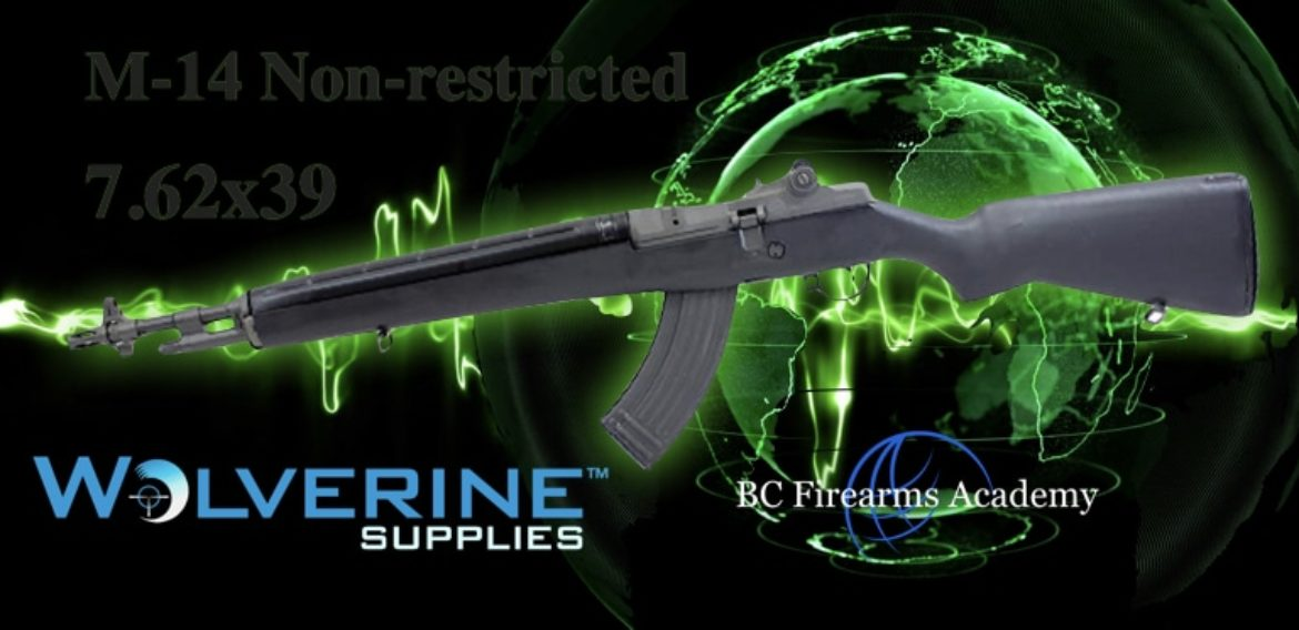 M14 Chambered in 7.62×39 its Non-restricted Affordable Semi-Auto Fun