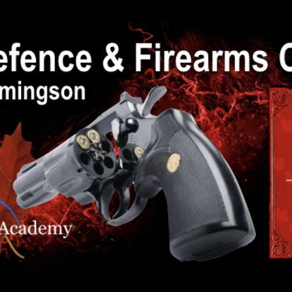 Self-Defence and Firearms in Canada by Rick Hemmingson