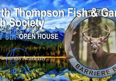 North Thompson Fish & Game Club SocietyOPEN HOUSE on the RANGE July 2018