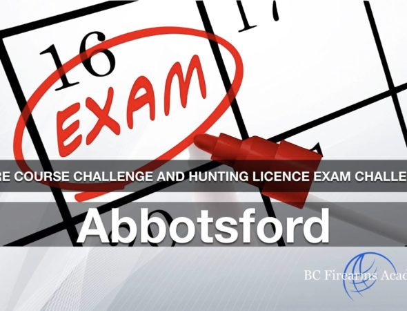 CORE Course Challenge and Hunting Licence Exam Challenge JIBC Jan 27 – Sunday