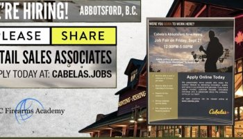 50% Off BCFA's Next CORE Course at Cabela's Abbotsford! - BC