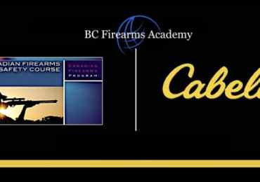 PAL Courses and Firearms Training at Cabela's Abbotsford