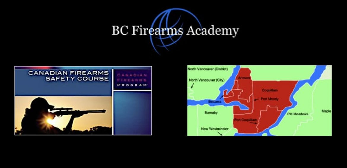 Pal Courses and Firearms Training Serving the Tri-Cities in New Westminster