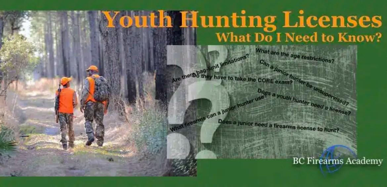 Got a Junior Hunter in the Family?