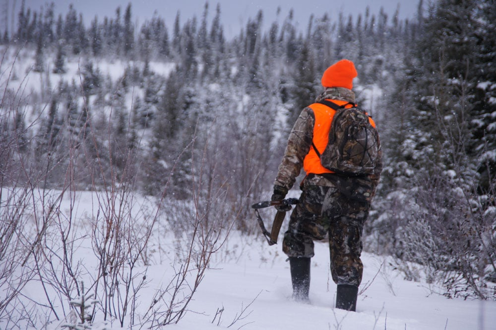snow CORE Free Hunter Safety