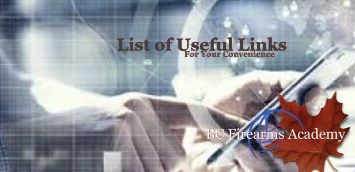 Quick Links for Your Convenience