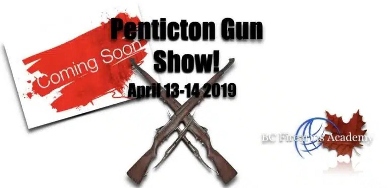 Penticton Gun Show April 13-14 2019