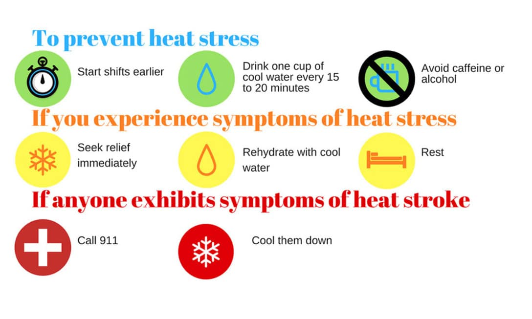 Treatment of Heat Stroke