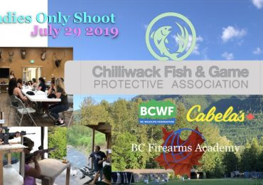 July 29 Ladies' Only Shoot at CFGPA