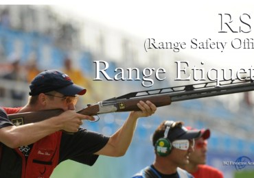 Additional Gun Range Etiquette, Safety Commands, Rules and More RSO (Range Safety Officer)