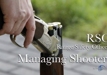 Managing Shooters RSO (Range Safety Officer)