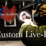 Custom Live-Fire TRAINING AUG 28
