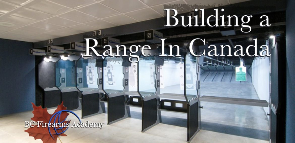 Range Design and Construction Guidelines for Canada