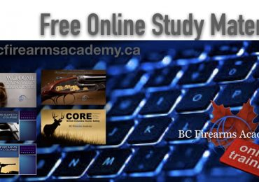 Free Online Study Material from BC Firearms Academy
