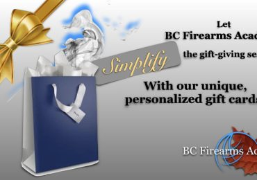 Give a Unique Experience This Year with BCFA Gift Cards!