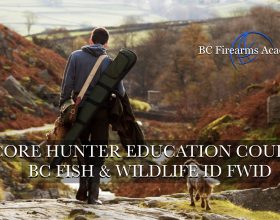 CORE Hunter Education Course -BC Fish & Wildlife ID- Chilliwack Saturday-Sunday Jan 23-24