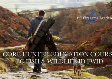 CORE Hunter Education Course -BC Fish & Wildlife ID-South Surrey- Sat-Sun March 27-28