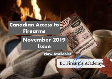 Check out the November 2019 Issue of CATF