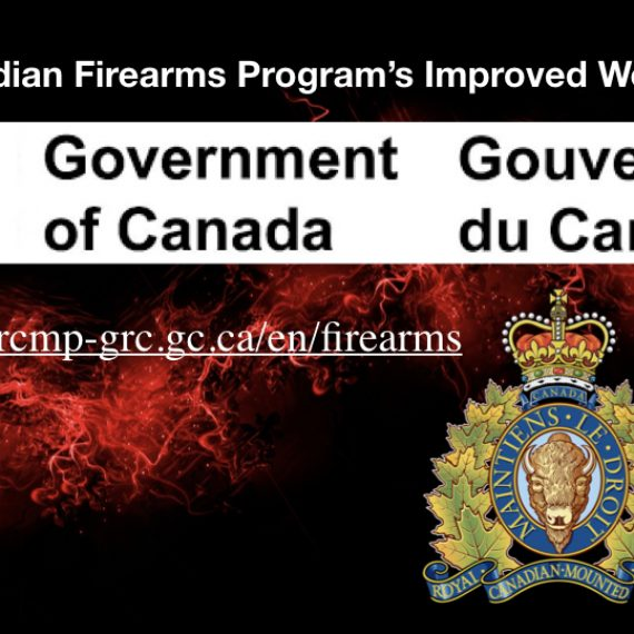 The Canadian Firearms Program Has Updated Their Website