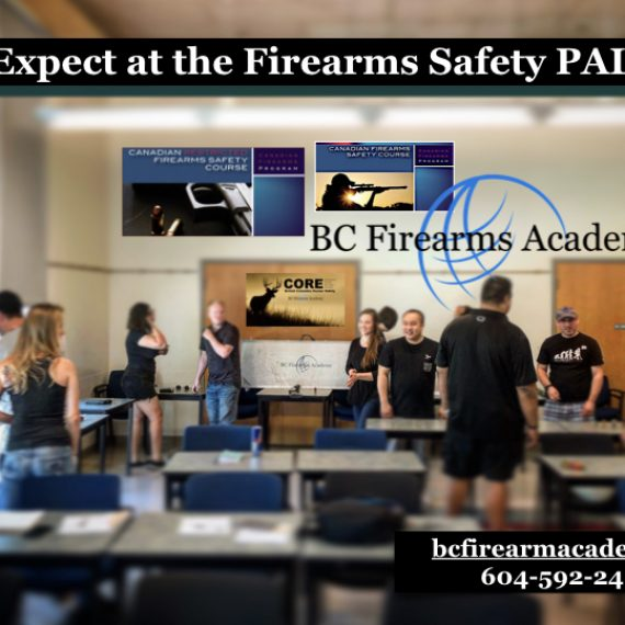 What to Expect When You Take the CFSC / PAL Course