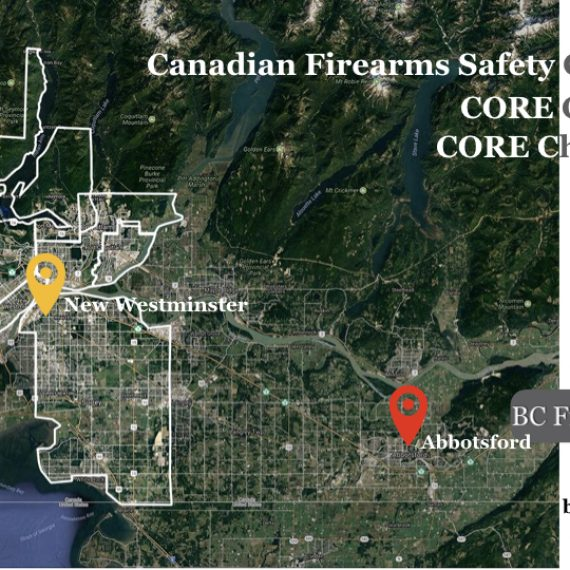 Still Room on This Weekend's CFSC in New Westminster and in Abbotsford