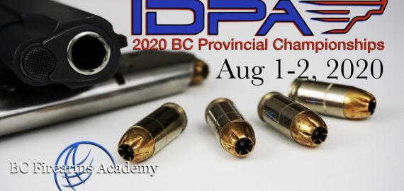 BC 2020 IDPA Provincial Championship