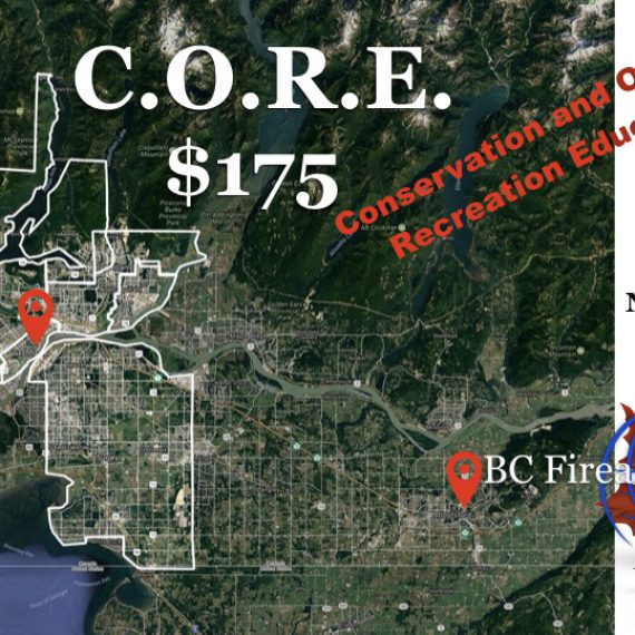 CORE Hunter Education This Weekend in New Westminster!