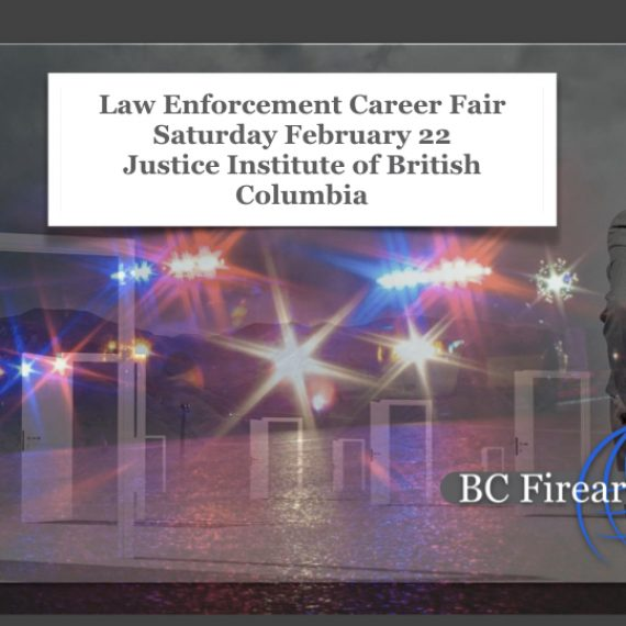 Law Enforcement Career Fair Feb 22 2020 JIBC New Westminster Campus
