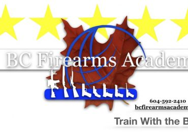 Thanks for More Great Reviews for BC Firearms Academy