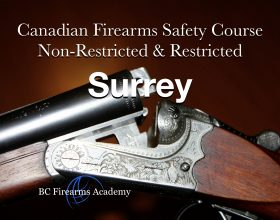 COMBINED CFSC/CRFSC (PAL/RPAL) Surrey Thurs-Fri Oct 29-30