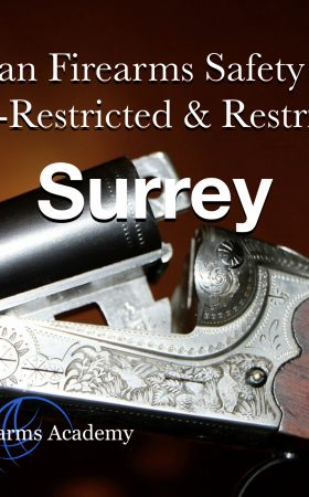 COMBINED CFSC/CRFSC (PAL/RPAL) Surrey Saturday-Sunday April 24-25