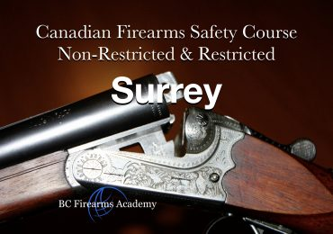 COMBINED CFSC/CRFSC (PAL/RPAL) Surrey Thurs-Fri Nov 26-27
