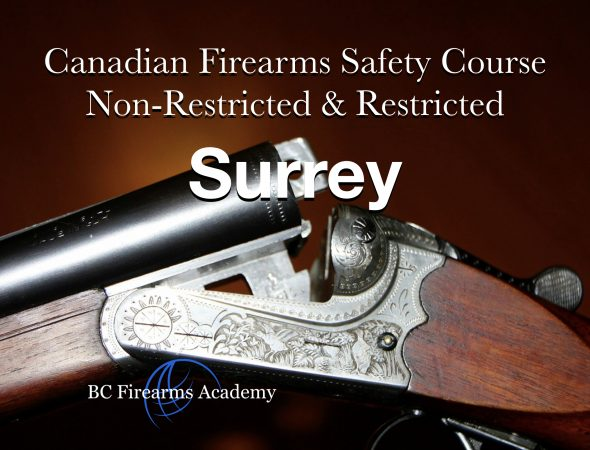 COMBINED CFSC/CRFSC (PAL/RPAL) Surrey Tuesday-Wednesday July 14-15
