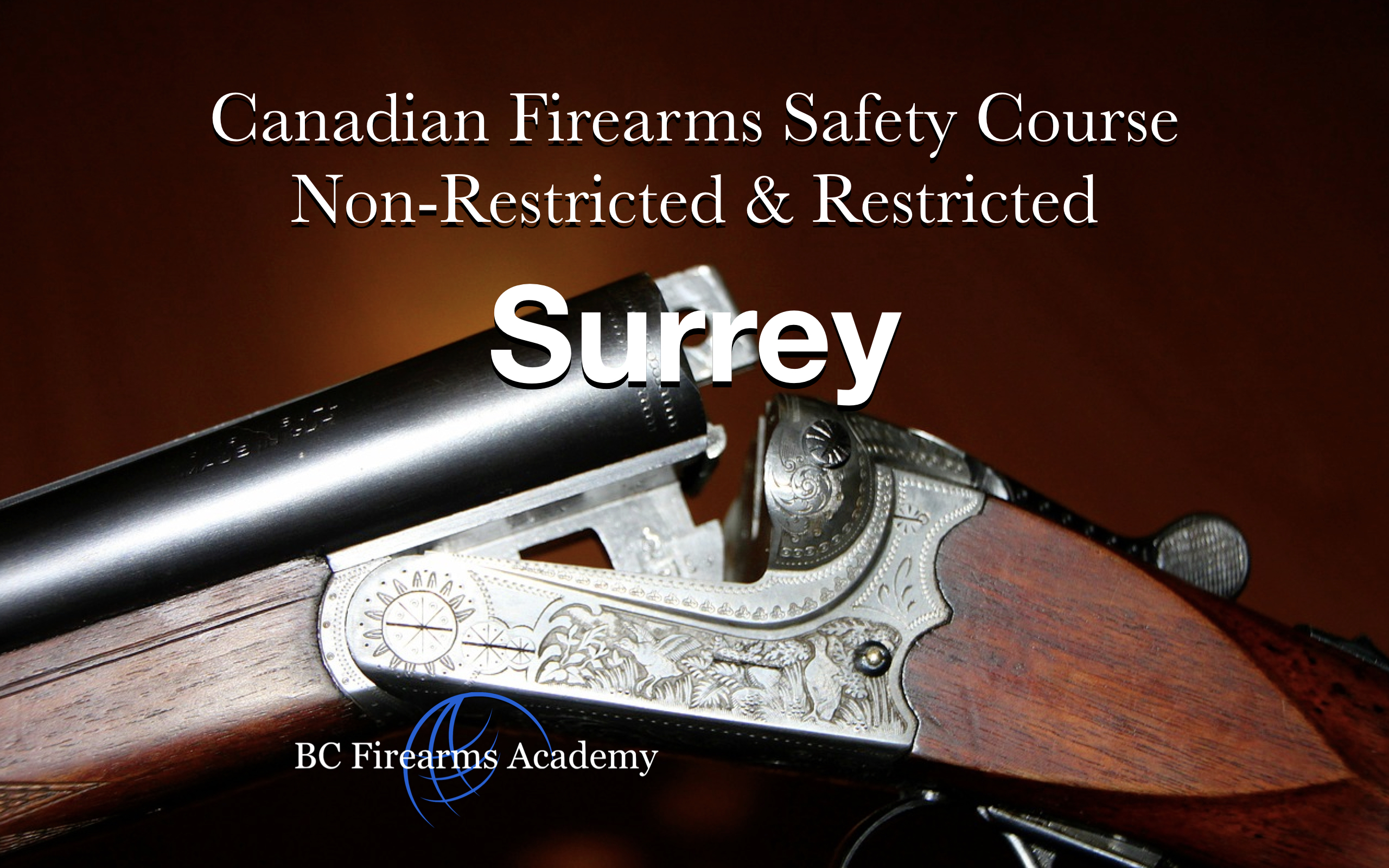 COMBINED CFSC/CRFSC (PAL/RPAL): Surrey Thursday-Friday Oct 15-16