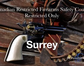 RESTRICTED UPGRADE CRFSC (1-day RPAL) Surrey Sunday April 25