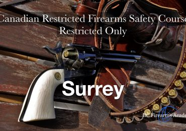 RESTRICTED UPGRADE CRFSC (RPAL) Surrey Sunday March 28