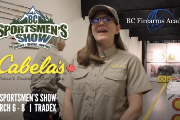 Ask the Cabela's Staff About PAL Courses & Hunting Courses at the BC Sportsmen's Show MARCH 6-8, 2020
