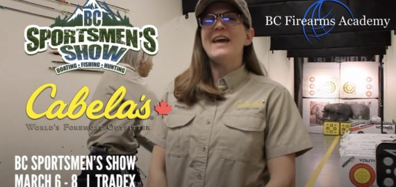 Ask the Cabela's Staff About PAL Courses & Hunting Courses at theBC Sportsmen's ShowMARCH 6-8, 2020