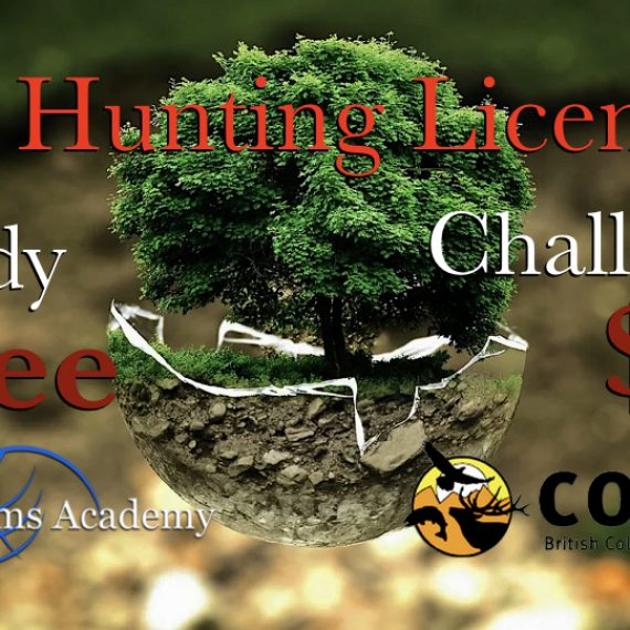 BC Hunting Licence Study Online Free Challenge for $30
