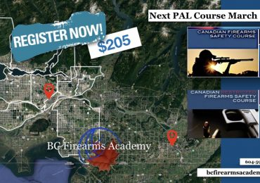 Next PAL Course March 28-29 and April 4-5