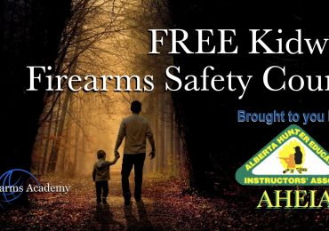 FREE Kidwise Firearms Safety Course by AHEIA