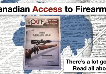 June 2020 Canadian Access to Firearms
