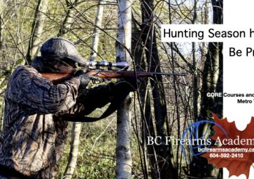 Hunting Season 2020 Has Begun.