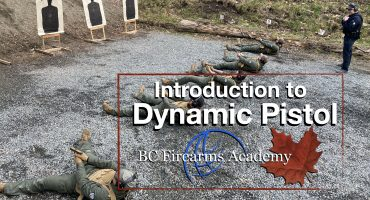 Introduction to Dynamic Pistol -July 26- Chilliwack