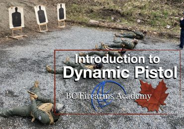 Introduction to Dynamic Pistol – Friday Jan 21 – Chilliwack