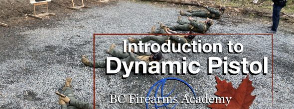 Introduction to Dynamic Pistol – Thurs Oct 21 – Chilliwack