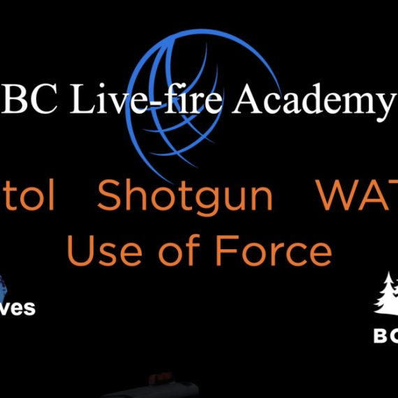 BC LIVE FIRE ACADEMY IS BACK with HB Combatives