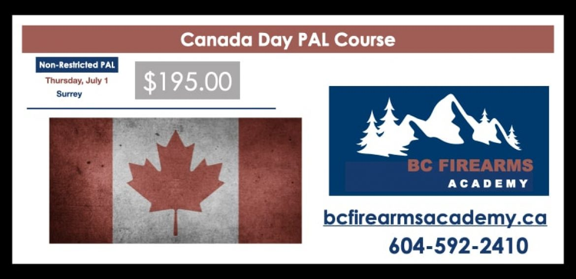 1-Day PAL Course Thursday, July 1 2021