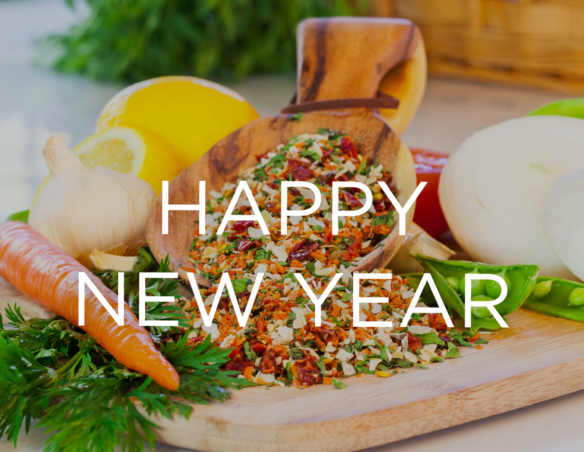 Happy New Year from all of us at BCFoods!